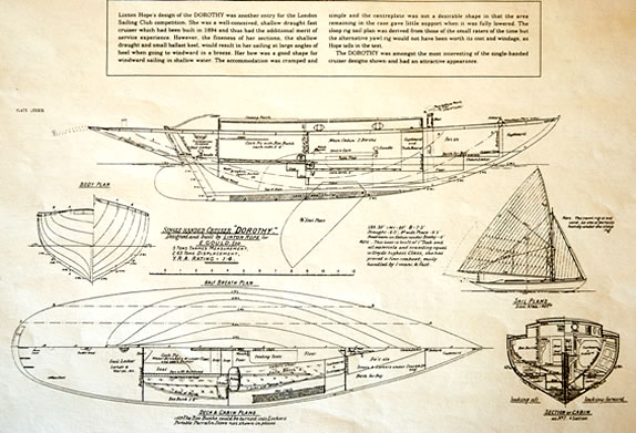 Plans of Dorothy