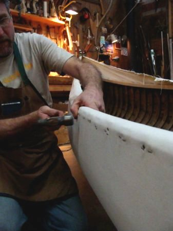 Tony Grove: Restoring Peterborough Canoe