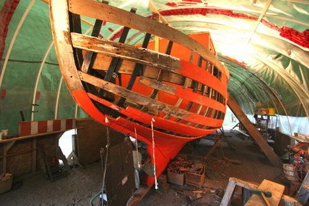 Tony Grove: Fishboat Restoration
