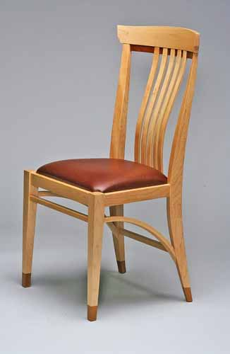 Maple Chair Set Of Eight